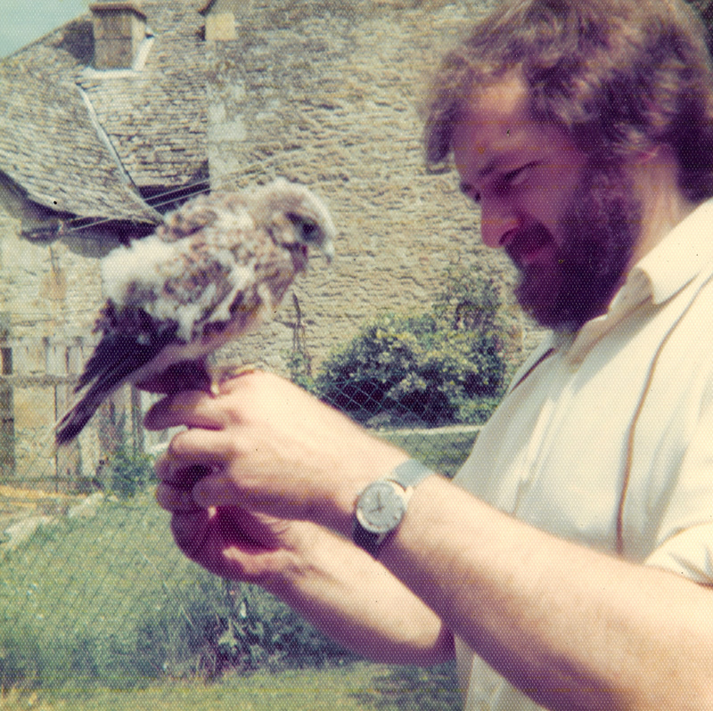 history cotswold falconry centre